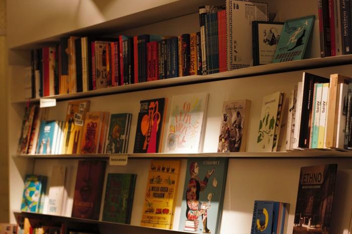 Księgarnia Artystyczna nazachętę